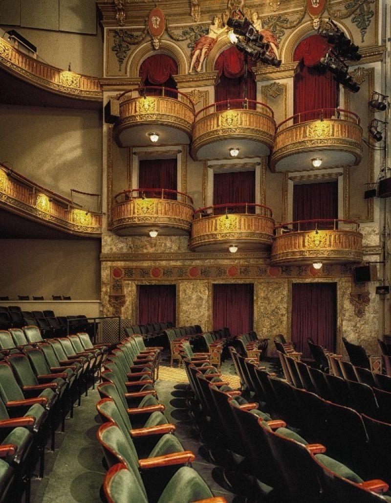 Titelbild für den Blogbeitrag, Theater Loge